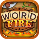 WORD FIRE: FREE WORD GAMES WITHOUT WIFI! APK MOD (Unlimited Money) 1.115