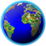 World Map Quiz: Coutries, Capitals, Flags APK MOD (Unlimited Money) 1.4.1
