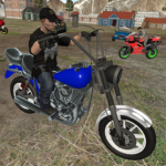 motorcycle racing star – ultimate police game APK MOD (Unlimited Money) 4