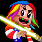 6ix9ine Runner APK MOD (Unlimited Money) 1.1.9