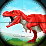Angry Dinosaur Hunter : Animal Hunting Games APK MOD (Unlimited Money) 1.29