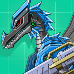 Black Pterosaur Attack – Robot Toy War APK MOD (Unlimited Money) 2.4