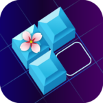 Block Puzzle Blossom 1010 – Classic Puzzle Game APK MOD (Unlimited Money) 1.5.2