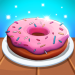 Boston Donut Truck – Fast Food Cooking Game APK MOD (Unlimited Money) 1.0.8
