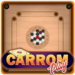Carrom Play – Carrom Board Pool Game APK MOD (Unlimited Money) 17.0