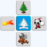 """""""Christmas Memory"""" – Matching Game APK MOD (Unlimited Money) 2.2021"""