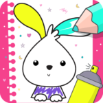 Coloring games for kids 🎨 Learn & painting games APK MOD (Unlimited Money) 1.1.5