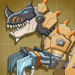 Desert T-Rex Robot Dino Army APK MOD (Unlimited Money) 2.4