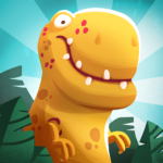 Dino Bash – Dinosaurs v Cavemen Tower Defense Wars APK MOD (Unlimited Money) 1.3.10