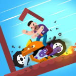Dismounting Masters APK MOD (Unlimited Money) 1.09