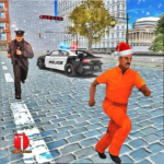 Drive Police Car Gangsters Chase : Free Games APK MOD (Unlimited Money) 2.0.08