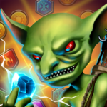 Dungeon Puzzles: Match 3 RPG APK MOD (Unlimited Money) 1.2.8