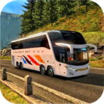 Euro Coach Bus Driving – offroad drive simulator   APK MOD (Unlimited Money) 3.8