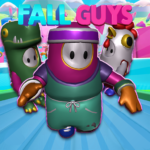 Fall Guys & Fall Girls Knockdown Multiplayer APK MOD (Unlimited Money) 17