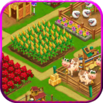 Farm Day Village Farming: Offline Games APK MOD (Unlimited Money) 1.2.39