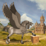 Flying Unicorn Horse Family Jungle Survival APK MOD (Unlimited Money) 4.5