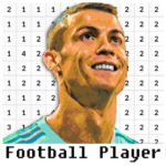 Football Player Coloring By Number – Pixel APK MOD (Unlimited Money) 8.0
