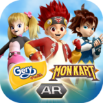 Gery Pasta Monkart AR APK MOD (Unlimited Money) 3.1
