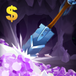 Gold Mining – mining and become tycoon APK MOD (Unlimited Money) 1.1.2