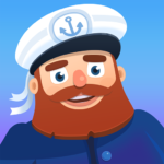 Idle Ferry Tycoon Clicker Fun Game   APK MOD (Unlimited Money) 1.11.3