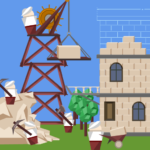 Idle Tower Builder: construction tycoon manager APK MOD (Unlimited Money) 1.1.9