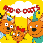 Kid-E-Cats: Picnic with Three Cats・Kitty Cat Games APK MOD (Unlimited Money)