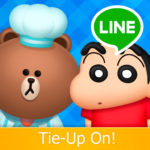 LINE CHEF Piske & Usagi Tie-Up On Now!  APK MOD (Unlimited Money) 1.13.0.11