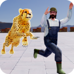 Leopard Survival:Endless Cheetah rush Animal Game APK MOD (Unlimited Money) 1.0