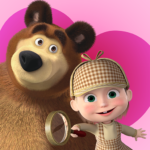 Masha and the Bear – Spot the differences APK MOD (Unlimited Money) 3.9