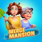 Merge Mansion The Mansion Full of Mysteries  APK MOD (Unlimited Money) 1.7.6