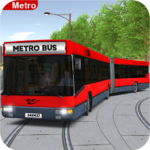 Metro Bus Games 2020: Bus Driving Games 2020 APK MOD (Unlimited Money) 1.9