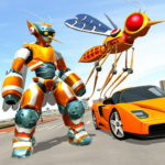 Mosquito Robot Car Game – Transforming Robot Games APK MOD (Unlimited Money) 1.0.8