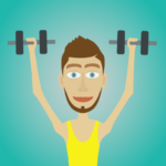Muscle clicker 2: RPG Gym game APK MOD (Unlimited Money) 1.0.7