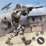 New Commando Shooter Arena: New Games 2020 APK MOD (Unlimited Money) 1.6