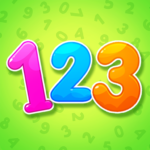 Numbers for kids – learn to count 123 games! APK MOD (Unlimited Money) 0.7.26