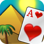 Pyramid Solitaire Ancient Egypt APK MOD (Unlimited Money) 5.1.4-g