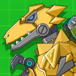 Robot Megalosaurus Dino War APK MOD (Unlimited Money) 2.4