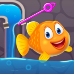 Save the Fish – Pull the Pin Game  APK MOD (Unlimited Money) 11.8