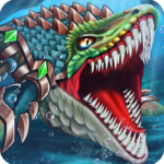 Sea Monster City APK MOD (Unlimited Money) 12.05