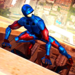 Spider Stickman hero: Gangster of Real crime city APK MOD (Unlimited Money) 5.0