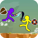 Stick Warriors – Battle Fight APK MOD (Unlimited Money) 1.1