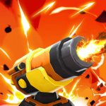 Super Crush Cannon – Ball Blast Game APK MOD (Unlimited Money) 1.0.10002