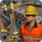 Supermarket Construction Games:Crane operator APK MOD (Unlimited Money) 1.6.0