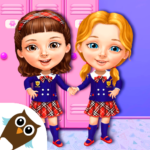 Sweet Baby Girl Cleanup 6 – School Cleaning Game APK MOD (Unlimited Money) 4.0.20003