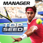 TOP SEED Tennis: Sports Management Simulation Game   APK MOD (Unlimited Money) 2.49.1