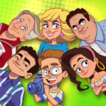 The Goldbergs: Back to the 80s APK MOD (Unlimited Money 1.7.2272 )