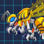 Toy Jurassic Robot Bee APK MOD (Unlimited Money) 2.5