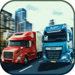 Virtual Truck Manager – Tycoon trucking company APK MOD (Unlimited Money) 1.1.33
