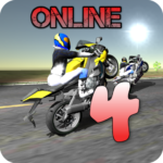 Wheelie King 4 – Online Wheelie bike 3D APK MOD (Unlimited Money) 1