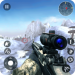 Winter Mountain Sniper – Modern Shooter Combat APK MOD (Unlimited Money) 1.2.8
